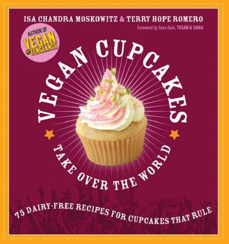 portada de Vegan cupcakes take over the world