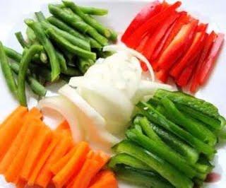 Aprende a cortar en juliana gastronom a vegana for Cortes de verduras gastronomia pdf