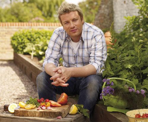 Jamie oliver sacar un libro de cocina vegetariana for Cocina 5 ingredientes jamie oliver
