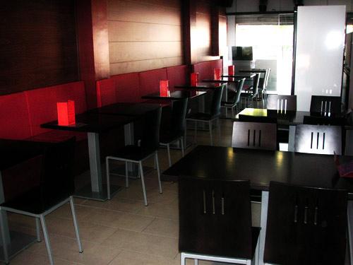 mesas cafè bar vegà B-12