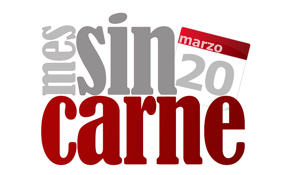 Logo Mes Sin Carne 2011