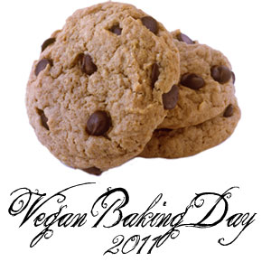 vegan baking day