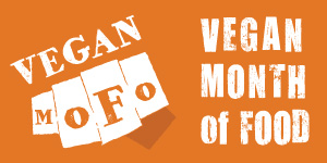 VeganMoFo: Vegan Month of Food 2011