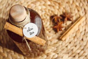 chai-tea, de Pipa de Calabaza
