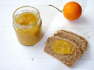 Mermelada de manzana y naranja, de Cocina de Nihacc