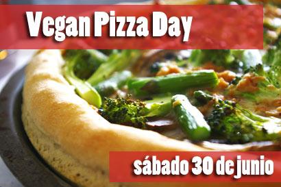 Vegan Pizza Day