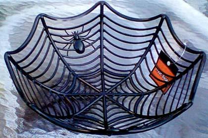 Bol tela de araña