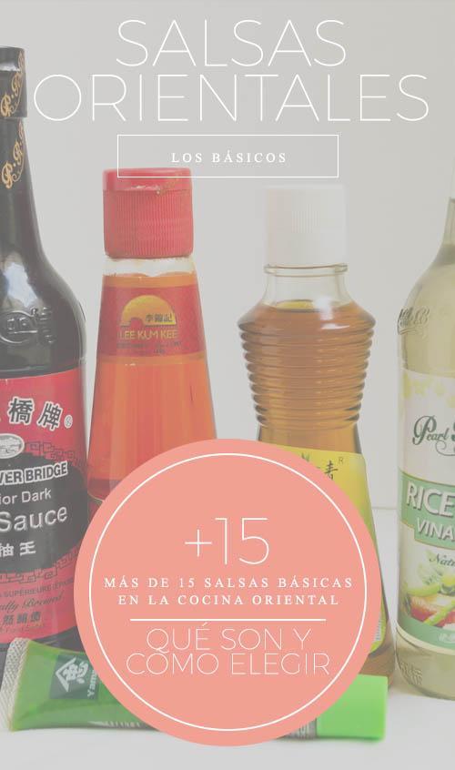Salsas básicas en la cocina oriental: cuáles son, cómo elegirlas y algunas recetas para hacerlas 100% vegetales - GastronomiaVegana.org