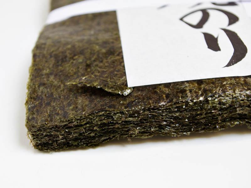 Paquete de algas nori