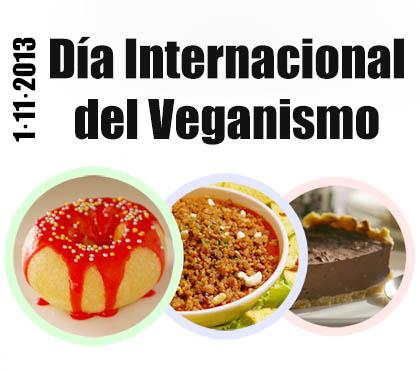 Día internacional del veganismo
