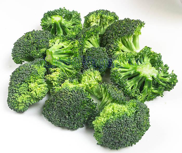 Brócoli cortado