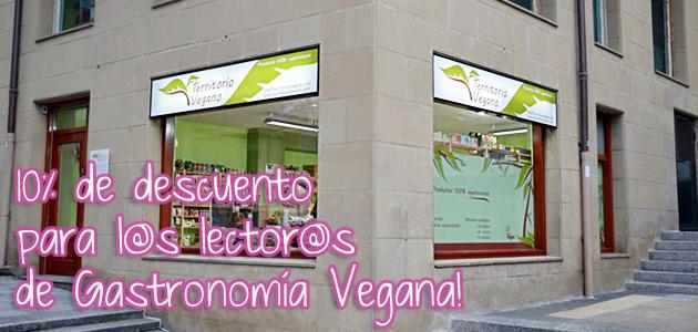 Fachada de Territorio Vegano