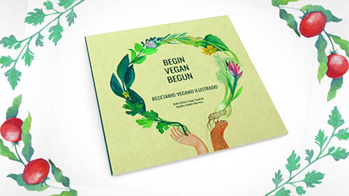 Libros de cocina vegana en castellano: Begin Vegan Begun
