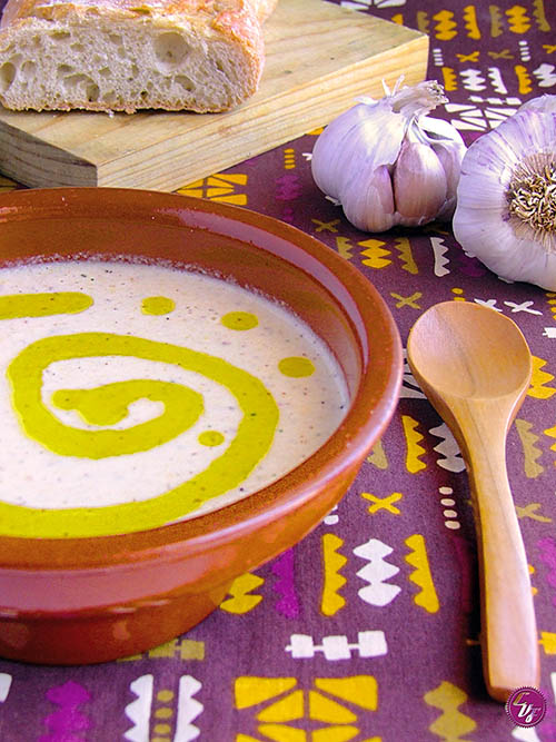 Ajoblanco - Cocina Vegana Fácil