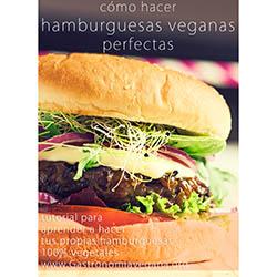 eBook: cómo hacer hamburguesas veganas perfectas