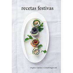 Libro Recetas Festivas Veganas
