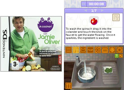 A cocinar, con Jamie Oliver