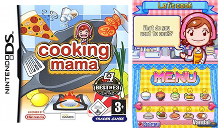Cooking Mama (2006)