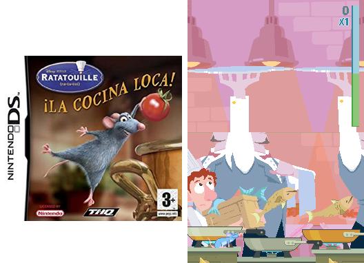 Ratatouille: la cocina loca