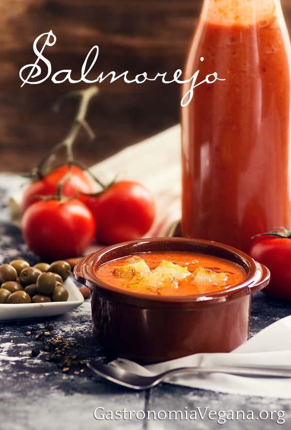 Salmorejo - GastronomiaVegana.org