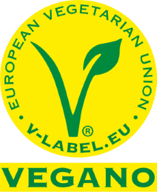 sello V-Label vegano