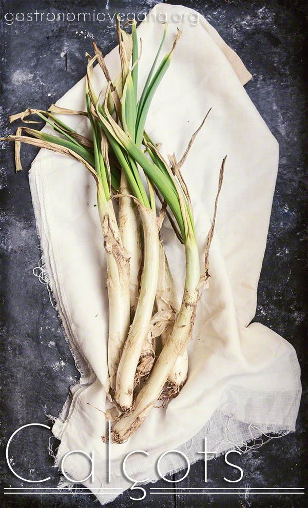 Vegetales Fantásticos y Dónde Encontrarlos: Calçots