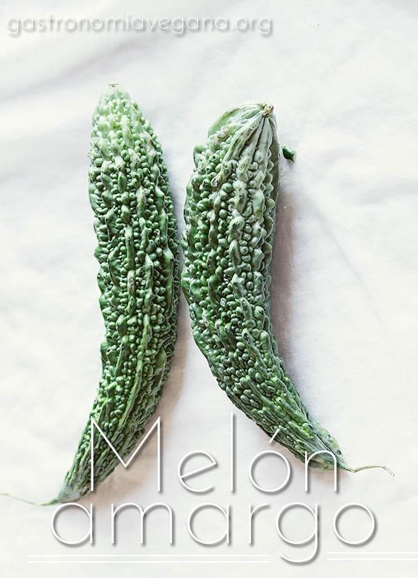 Melón amargo- Vegetales Fantásticos y dónde encontrarlos - GastronomiaVegana.org