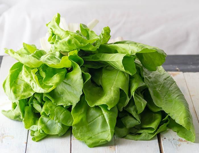 Cómo resucitar verduras mustias