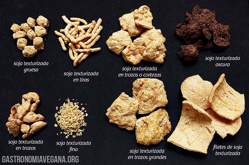 Cómo Cocinar Con Soja Texturizada Gastronomía Vegana