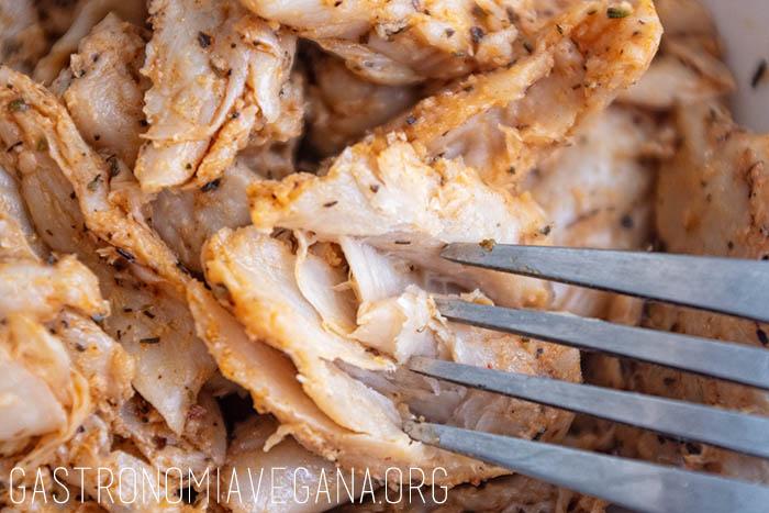 Heura, macro - Gastronomía Vegana