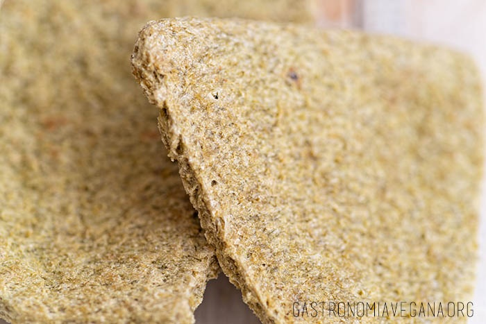 Minifiletes de guisante - macro - Gastronomía Vegana